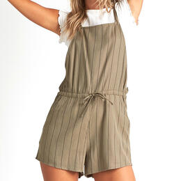 Billabong Women's Bermuda Playsuit Romper Overall