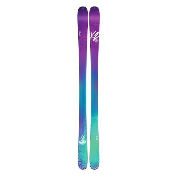 K2 Women's Missconduct Freestyle Skis '16 - Flat
