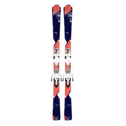 Rossignol Women's Temptation 77 All Mountain Skis With Xpress 10 Bindings '17