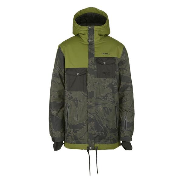 O'neill Men's Newschoolers Snowboard Jacket