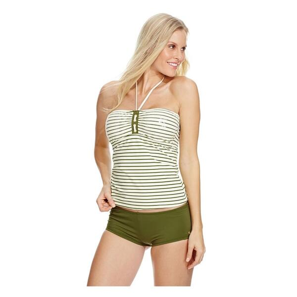 Sperry Top-Sider Women's The Front Lines Bandeau Tankini