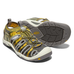 Keen Men's Yellow Evofit One Sandals