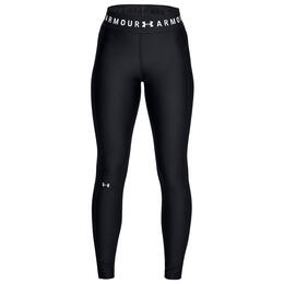 Under Armour Women's HeatGear® Branded Waistband Leggings