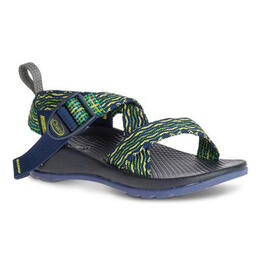 Chaco Kids Z/1 Ecotread Casual Sandals Rio Green