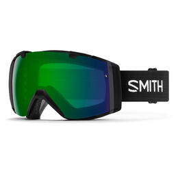 Smith I/O Snow Goggles With Chromapop Green Mirror Lens