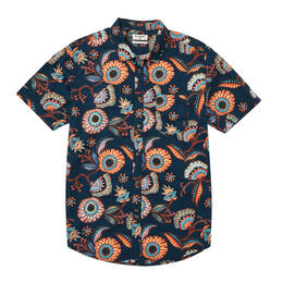 Billabong Men's Sundays Floral Shirt