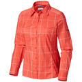 Columbia Women's Silver Ridge Lite Plaid Long Sleeve Shirt alt image view 7