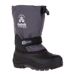Kamik Boy's WATERBUG5 Snow Boots
