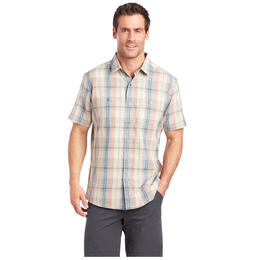 Kuhl Men's Skorpio Linen Short Sleeve Shirt
