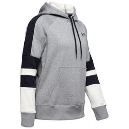 Under Armour Women's Rival Fleece LC Logo Hoodie