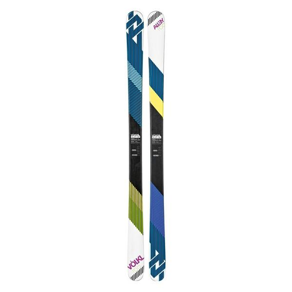 Volkl Men's Alley Park And Pipe Skis '14 - Flat