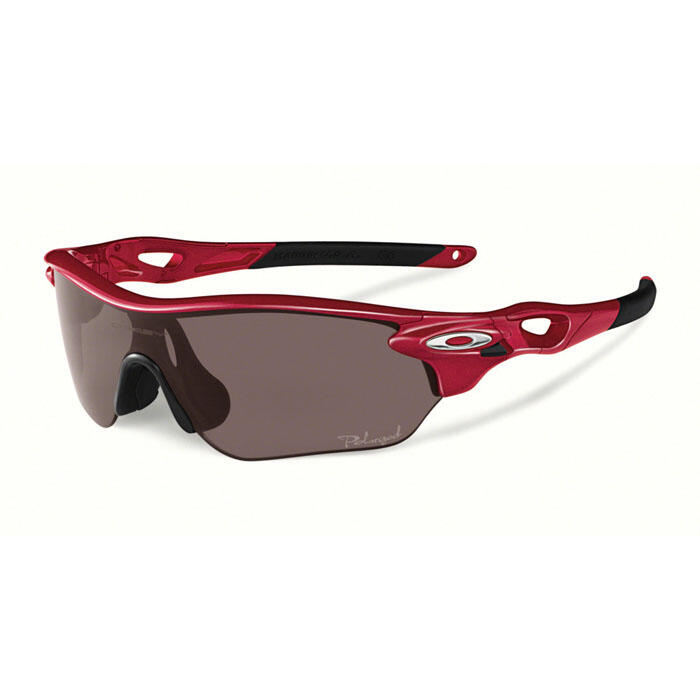 Oakley Women's Radarlock Edge Polarized Sun