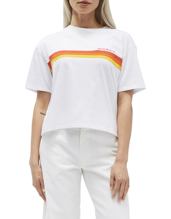 Dickies Girl Women's Tomboy Rainbow Stripe