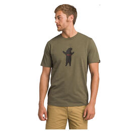 prAna Men's Bear Hug Tee Shirt