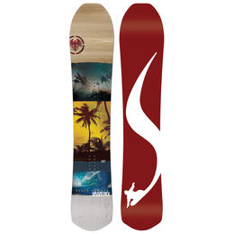 Never Summer Men's Maverix LT Snowboard '20