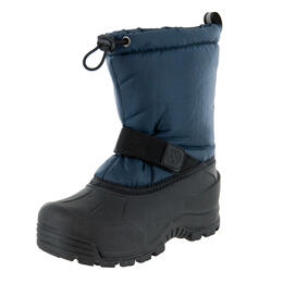 Northside Boy's Frosty Snow Boots Navy