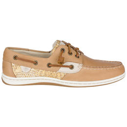 Sperry Women's Songfish Python Casual Shoes