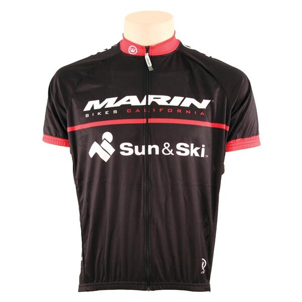 Canari Men's Marin Custom Cycling Jersey