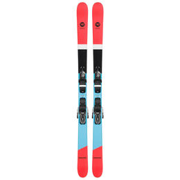 Rossignol Boy's Sprayer Skis With Look Xpress 10 B83 Bindings '21