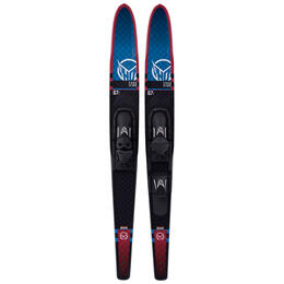 HO Sports Freeride Waterskis Combo With Horseshoe Bindings '20