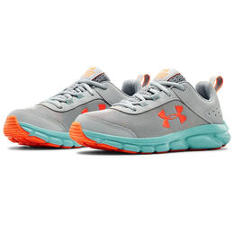 Under Armour Girl's Assert 8 Running Shoes