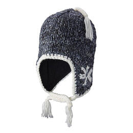 Screamer Women's Tweed Flaps Beanie Hat