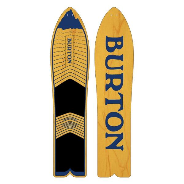 Burton Men's Throwback Snowboard '16