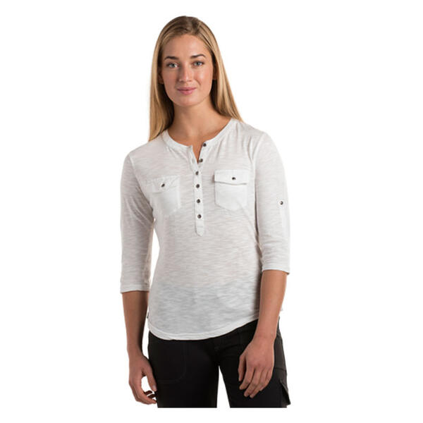 Kuhl Women's Khloe 3/4 Sleeve Shirt
