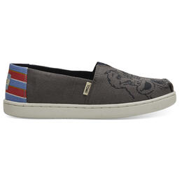 Toms Girl's Alpargata Youth Casual Shoes Shade
