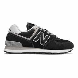 New Balance Women's 574 Core Black Casual Shoes
