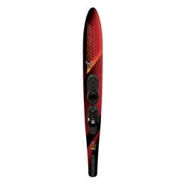HO Sports Men's Burner Slalom Waterskis W/ Freemax Boots '16