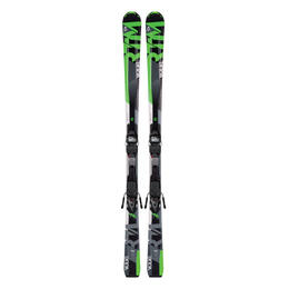Volkl Men's RTM 75 All Mountain Skis with 4