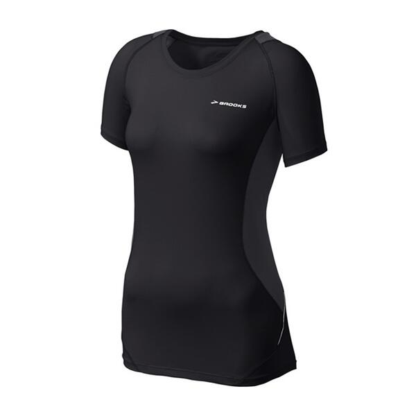 Brooks Women's Equilibrium Short Sleeve Tee