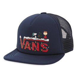 Vans Boy's Peanuts Trucker Hat