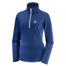 Salomon Women's Discovery Lt Half Zip Top
