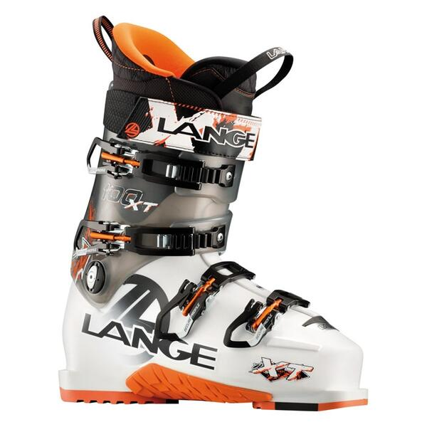 Lange Men's Xt 100 Freeride Adventure Ski Boots '14