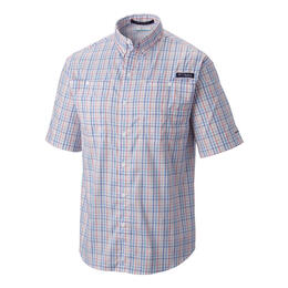 Columbia Men's PFG Super Tamiami Short Sleeve Knit Shirt
