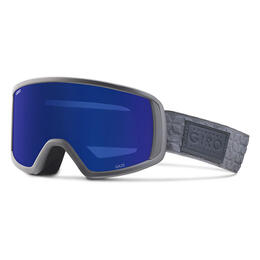 Giro Women's Gaze Snow Goggles with Grey Cobalt Lens