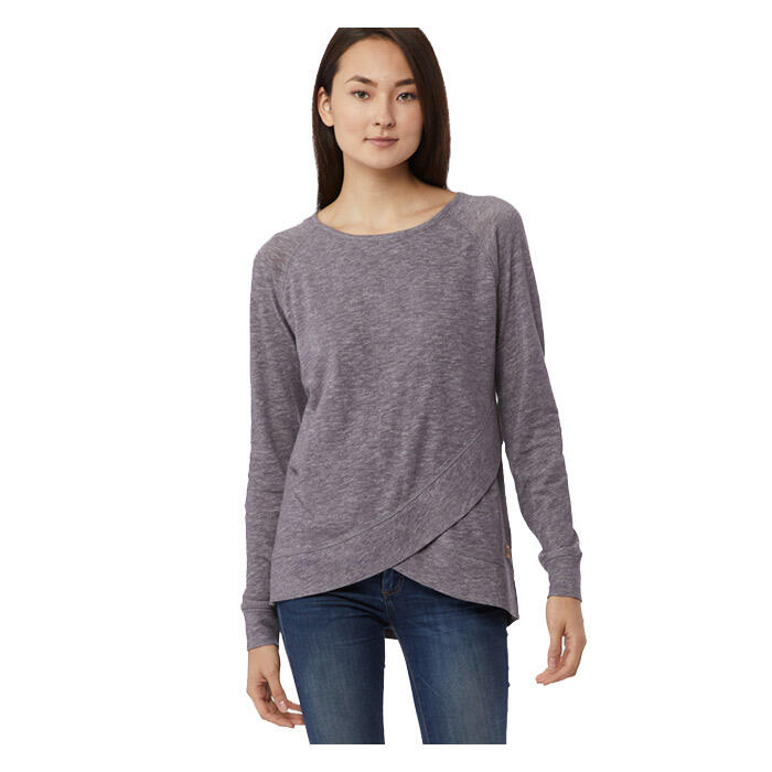 tentree Women's Acre Long Sleeve Shirt