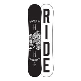 Ride Men's Burnout All Mountain Snowboard '17