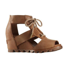 Sorel Women's Joanie Lace Wedge Casual Sandals