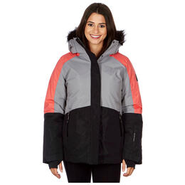Avalanche Women's Ski Colorblock Jacket