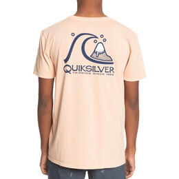 Quiksilver Men's Fresh Take Organic Short Sleeve T Shirt