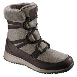 Salomon Women's Heika CS Waterproof Snow Boots