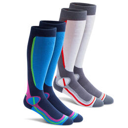 Fox River Women's Taos 2-PK Ski Socks