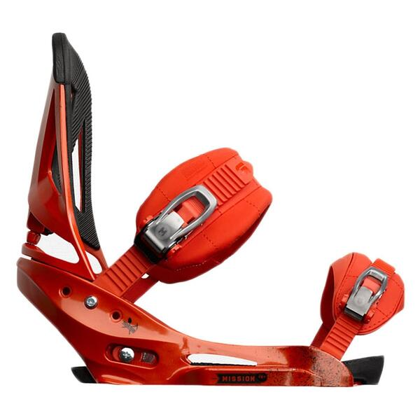 Burton Men's Mission EST Snowboard Bindings '13