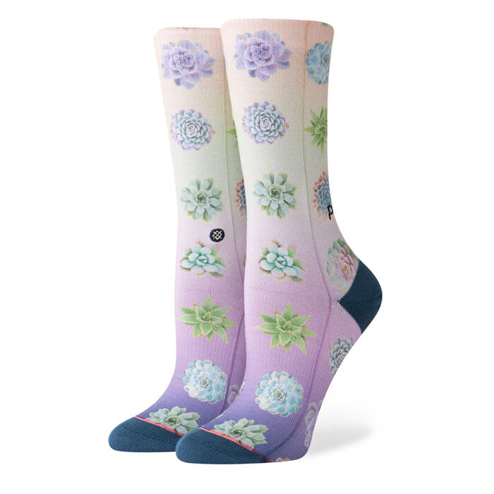 Stance Women's Plant Lady Crew Socks