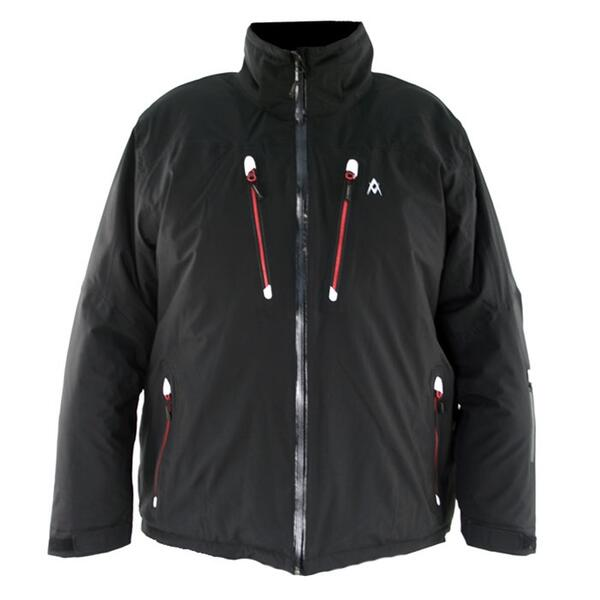 Volkl Men's Fitting Insulated Jacket - Plus Size