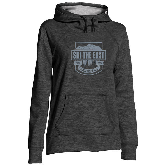 Ski The East Women's Born From Ice Pullover