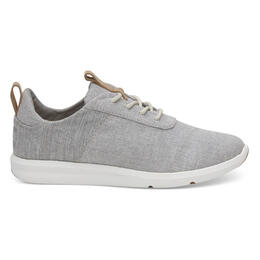 Toms Women's Cabrillo Casual Shoes Grey Chambray